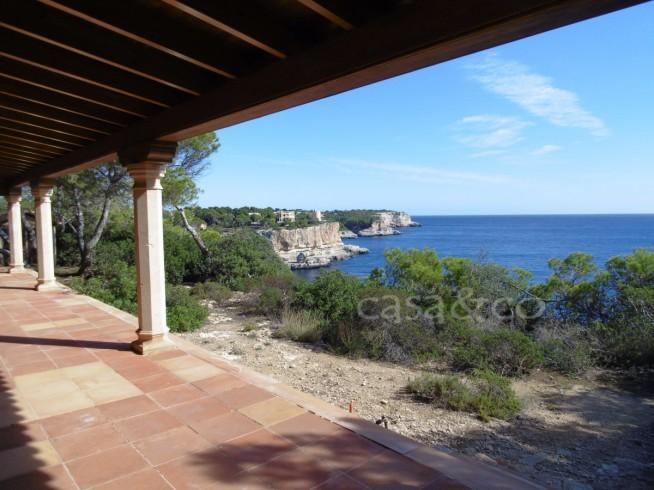 villa Cala santanyi mallorca zu verkaufen